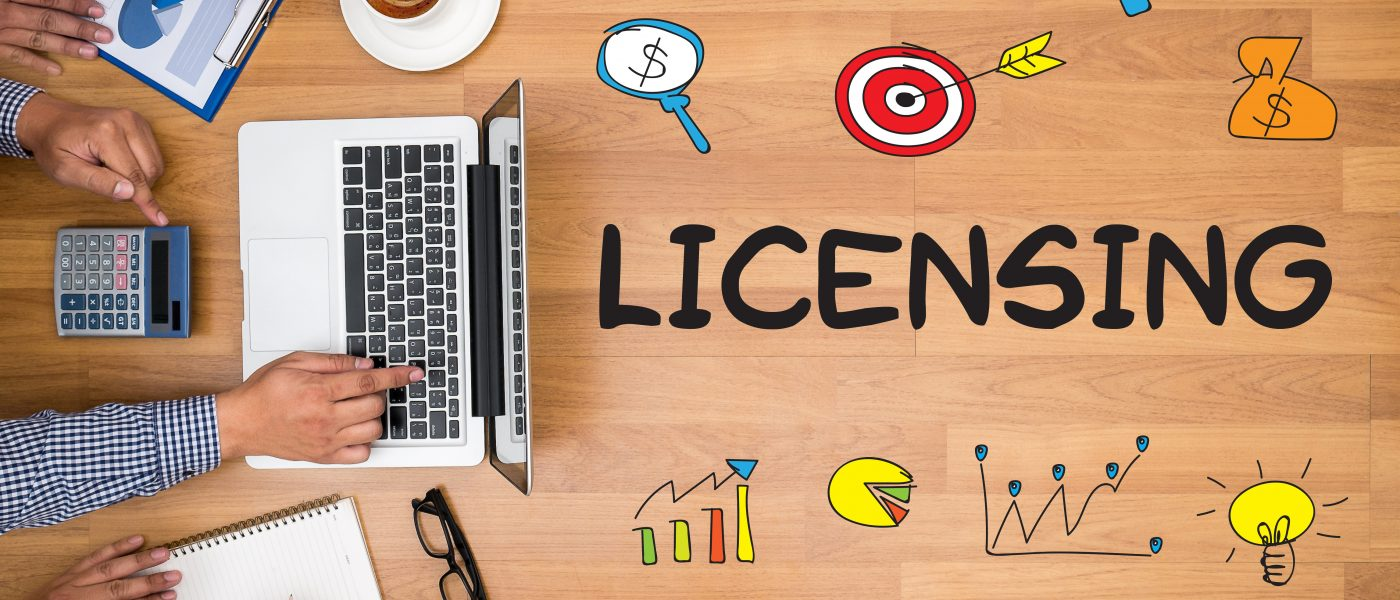 Evidence Mnagement License agreement LICENSING