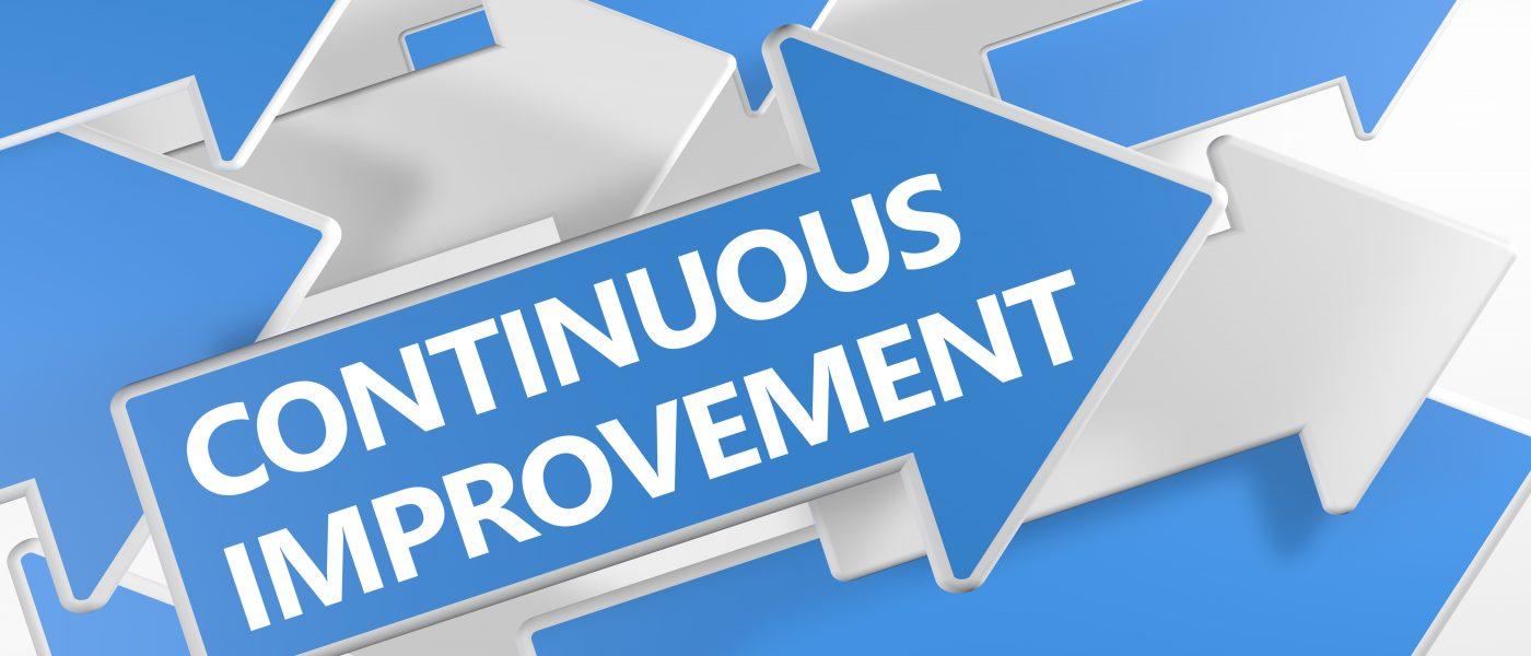 Evidence Management Continuous Improvement