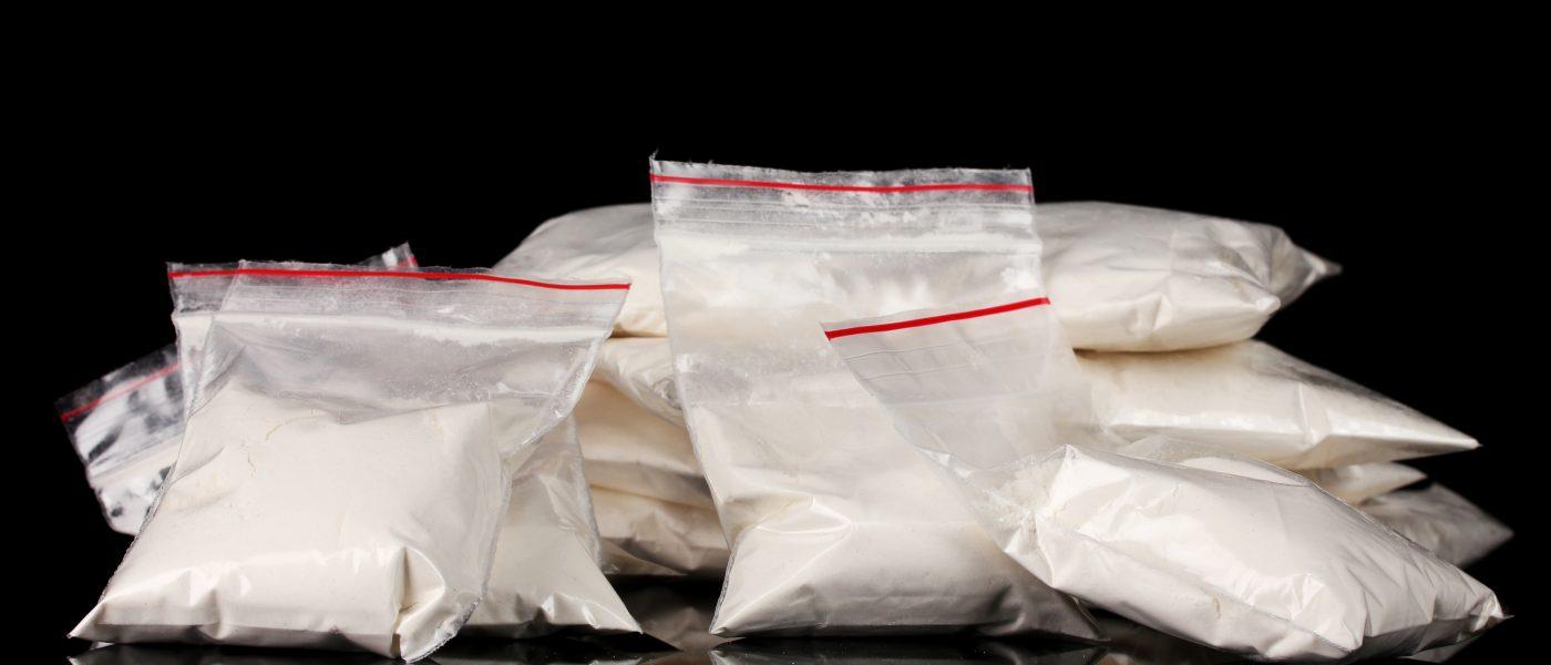 cocaine evidence