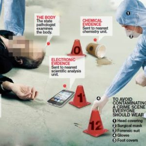Evidence Collection and Violent Crimes