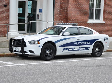 rumford pd car