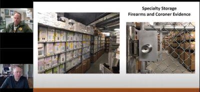 orange county evidence room