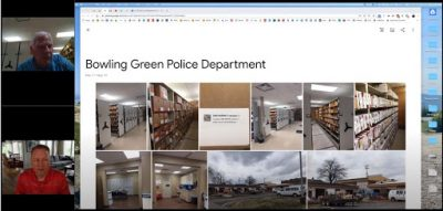 bowling green police evidence management