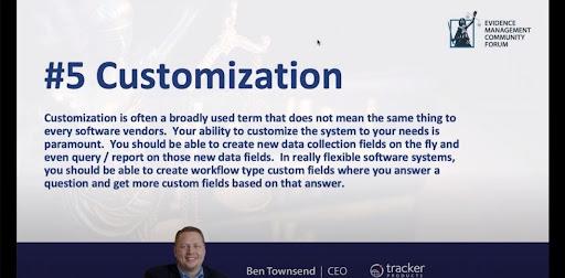 cusomization